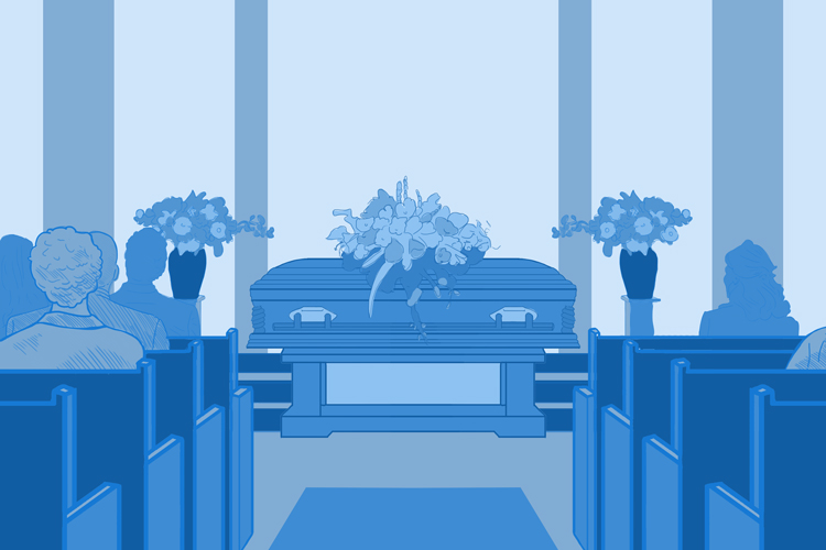 Funeral blues mnemonic 1