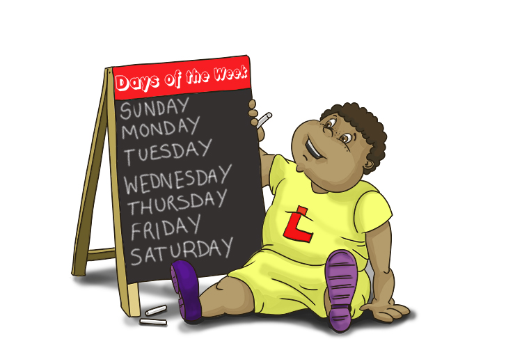 "The days of the week in French are all masculine, so it would be le lundi, le mardi, le mercredi, le jeudi, le vendredi, le samedi and le dimanche. However, in practice, the ""le"" is rarely used before the name of a day."