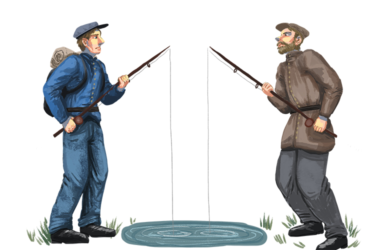 Fished American Civil War