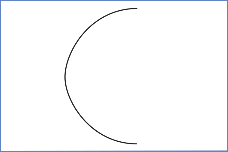Example of parabola