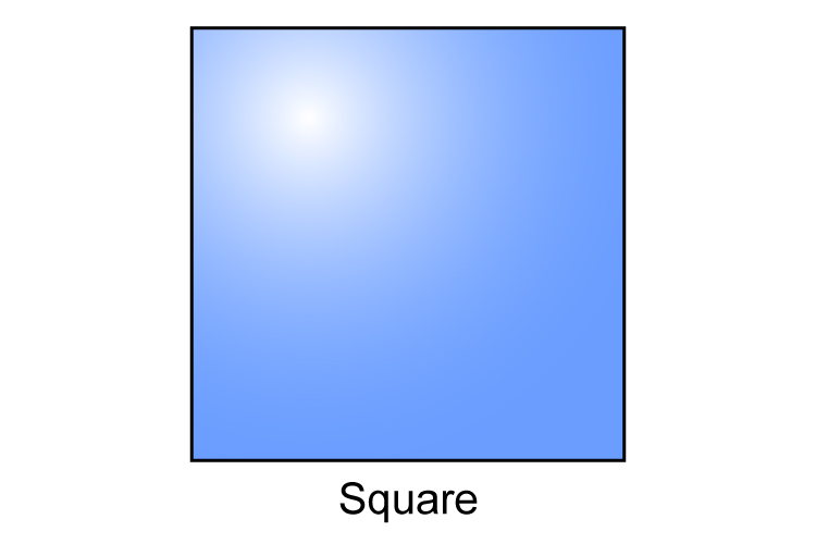 A square is a quadrilateral