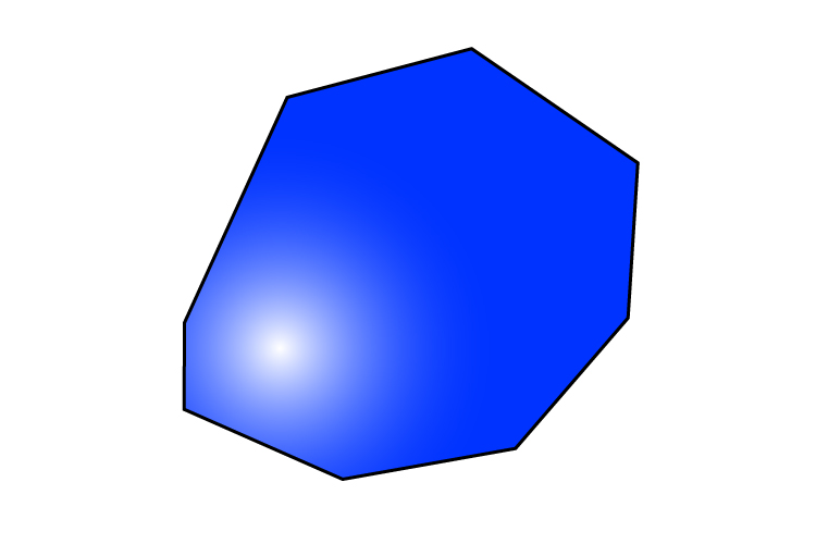 This octagon is irregular but it is still an octagon