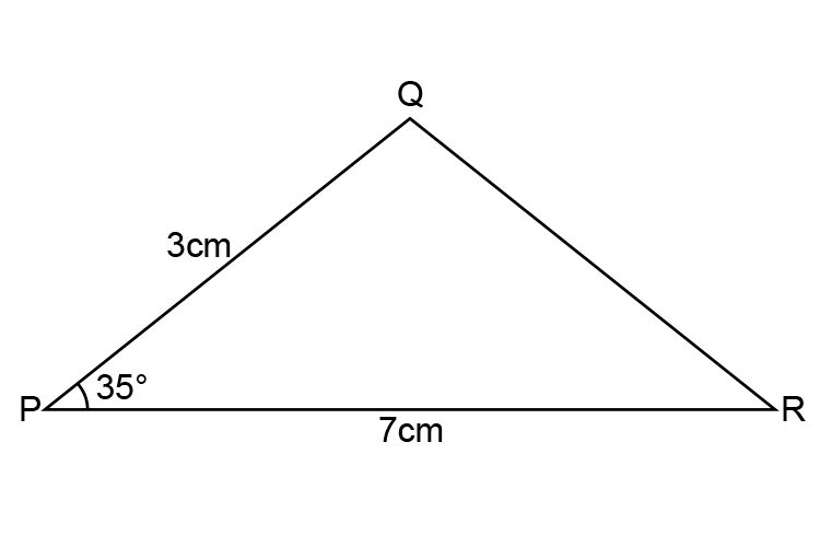 What is the length of Q to R