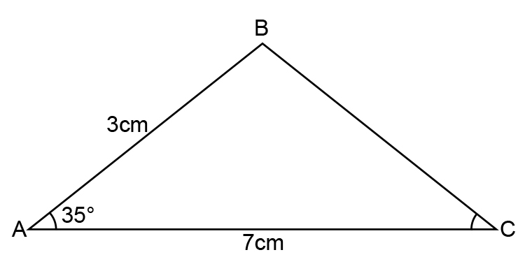 What is the length of B to C