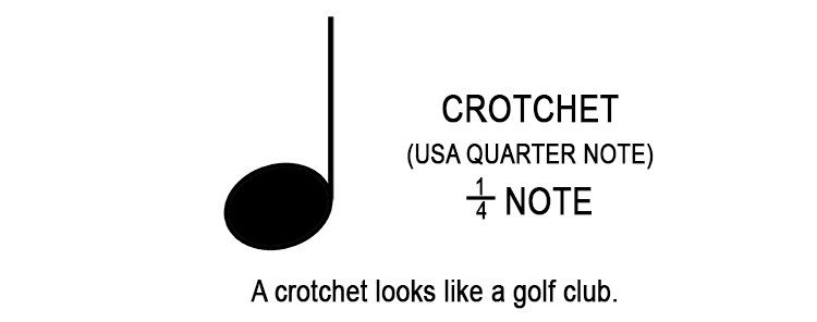 remember Crotchet in Mammoth Music