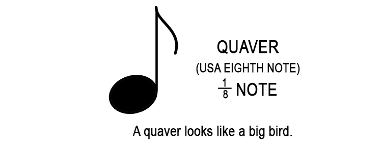 remember Quaver in Mammoth Music