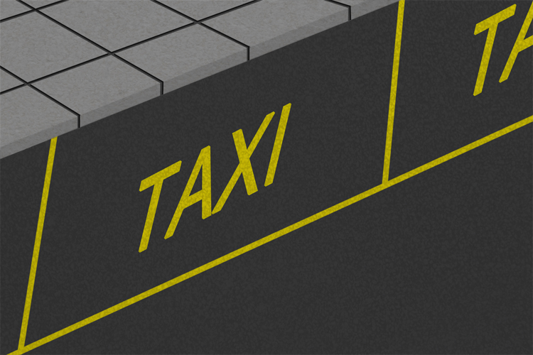 Taxonomy ranks where developed by Carl Linnaeus, taxi rank memory aid graphic